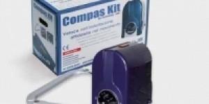 Kit automatizare Genius Compas pentru porti batante